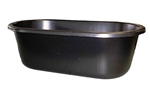 "​Small Lotus and Small Lily Planting Container 22"" x 12"" x 7"" without holes"