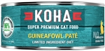 KOHA Grain Free Guineafowl Cat Food - Limited Ingredient Diet  24-5oz case