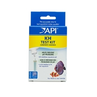 API Freshwater and Saltwater Carbonate Hardness (KH) Test Kit
