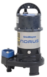 SHINMAYWA 1/5 HP 3300 GPH Waterfall Pump