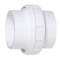 "AQUA UV Union, 2"", White, Slip by Slip (MPN A40032)"