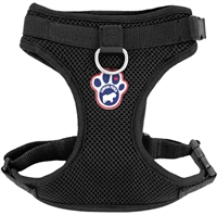 Canada Pooch The Everything Harness Black Medium Dog