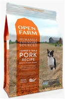 Open Farm Pork & Root Vegetable Dog Food 24 lbs