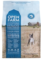 Open Farm Catch-of-the-Season Whitefish & Green Lentil Grain-Free Dog Food 12 lbs
