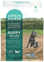 OPEN FARM Puppy Dry Kibble Food 4.5 LBS