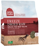 Open Farm Grass-Fed Beef Recipe - Freeze Dried Raw Grain Free Dog Food 13.5 oz