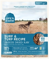 Surf and Turf Recipe - Freeze Dried Raw Grain Free Dog Food | Open Farm
