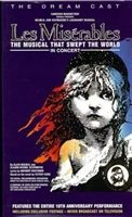 Les Miserables - The Dream Cast in Concert [VHS], 6304180020