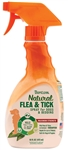 TropiClean Flea and Tick Spray for dogs and dog bedding 16 oz