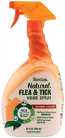 TropiClean Flea and Tick Spray for Home 32 oz