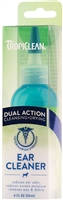 TropiClean Dual Action Ear Cleaner 4 oz