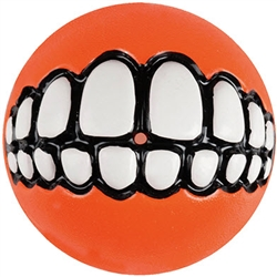 "KONG Rogz Grinz Large 3""  Toy for Dogs"