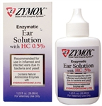 ZYMOX Enzymatic Ear Solution for Dogs and Cats