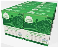 OPEN FARM Turkey Stew for Dogs 12 - 12.5 OZ case