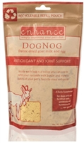 Steve's Real Food Enhance DogNog for Dogs and Cats  8 oz pouch
