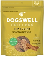 DOGSWELL DOG HIP & JOINT GRILLERS GRAIN FREE CHICKEN 4OZ