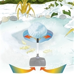 OASE ICEFREE POND ICE PREVENTER