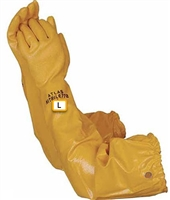 ATLAS, ARX 772L, Yellow Water Gardener LARGE Gloves WG772