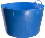Tubtrugs Blue Flexible Container  25 X 16 X 17 inches 19.5 gal (75l)