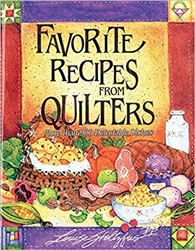 Favorite Recipes from Quilters Paperback