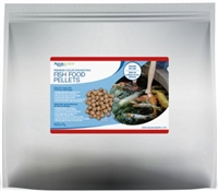 Aquascape Premium Color Enhancing Fish Food Large Pellets, 11 lbs