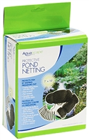 AQUASCAPE PROTECTIVE POND NETTING 7' X 10'