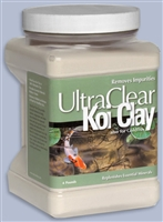 UltraClear KOI CLAY, 4 lb