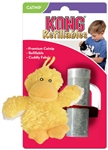 KONG Duckie Plush Catnip Cat Toy