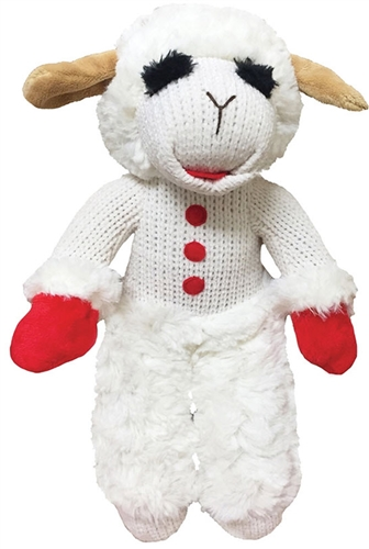 Multipet Lamb Chop Medium 13""