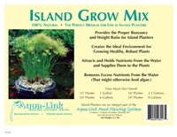 AQUATIC PLANT ISLAND GROW MIX 3 GALLON BOX