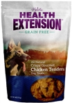 Health Extension Pet Care Health Extension Crispy Gourmet Chicken Tenders Treats for Dogs