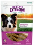Health Extension Probiotic Dental Bones 100% digestible