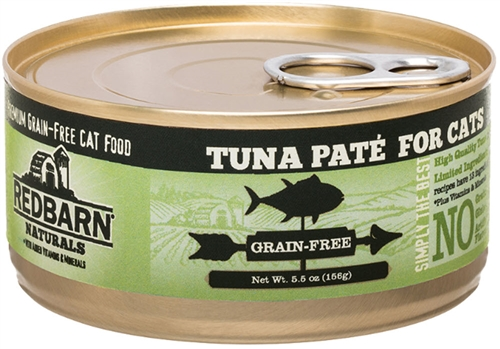 REDBARN Tuna Paté Recipe 24-5.5 oz cans