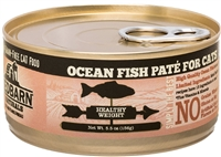 REDBARN Ocean Fish Paté Recipe For Healthy Weight 24-5.5 oz cans