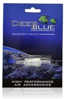 Deep Blue High Performance Inline Air Check Valve ADB12201