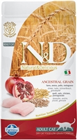 FARMINA  ANCESTRAL GRAIN CHICKEN & POMEGRANATE ADULT CAT FOOD 3.3LB
