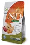 Farmina Natural & Delicious Grain-Free Pumpkin Duck & Cantaloupe Adult Cat  3.3 lbs