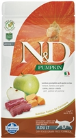 Farmina  N&D Pumpkin Venison & Apple Adult Cat Food 11 lb