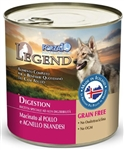 LEGEND DIGESTION Chicken and Lamb Meat Cubes - FORZA10 USA 6 - 11oz