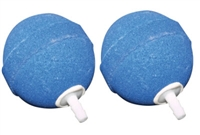 "Pondlogic 2"" Round Air Stones - 2 per pac"