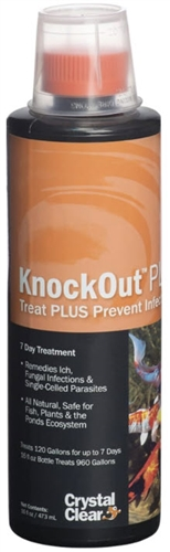 CrystalClear KnockOut Plus 16 oz