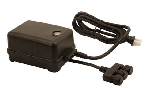 EASYPRO 45 Watt Transformer with Photoeye and timer – 120 V to 12 V