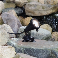 EASYPRO 6 watt LED Submersible spotlight - Warm White LED6WP
