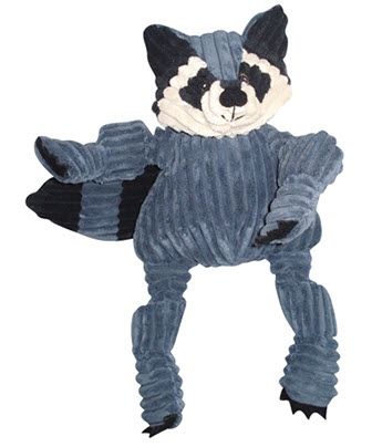 HUGGLEHOUNDS  Knotties Woodland Raccoon Small