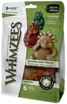 WHIMZEES Hedgehog Large Dental Treats for Dogs 6 pack
