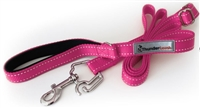 Thunder Leash Small Pink No Pull Leash 12-25 lb