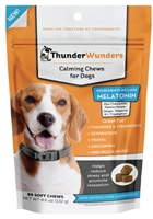 THUNDERWUNDERS DOG CALMING CHEWS - 60 COUNT
