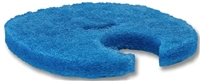 AQUATOP FORZA 9 UV 1-pack Blue Coarse Filter Sponge, RCPFZ9