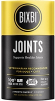 BIXBI JOINT SUPPORT POWDERED MUSHROOM SUPPLEMENT FOR DOGS AND CATS 60 GRAMS
