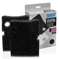 Hydor Canister Media Pro 450/600 Black Pad 2 pk.
